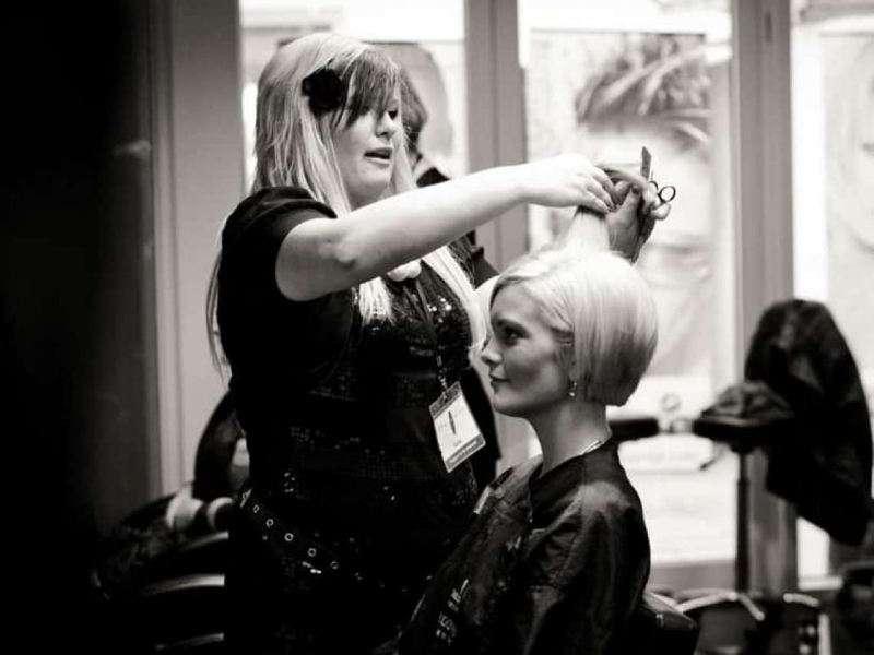 Learn the art of Hairdressing